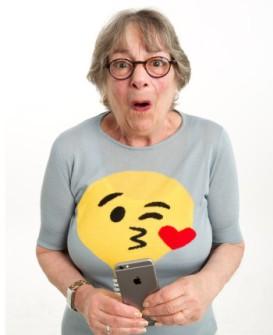 emoji-granny